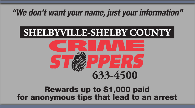 Crime Stoppers anonymous tips